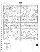 Code 12 - Rock Township, Pipestone County 1999